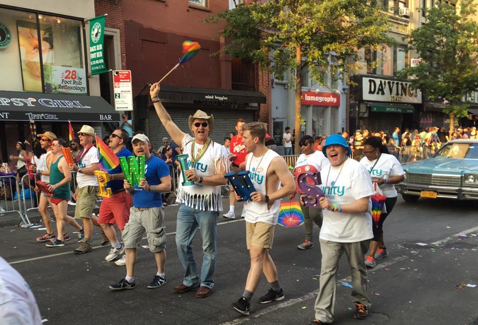 Unity PRIDE: <br />A Gay Men's Spirituality Group