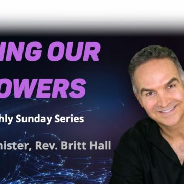 """IGNITING OUR 12 POWERS SERIES """"Divine Order"""""""